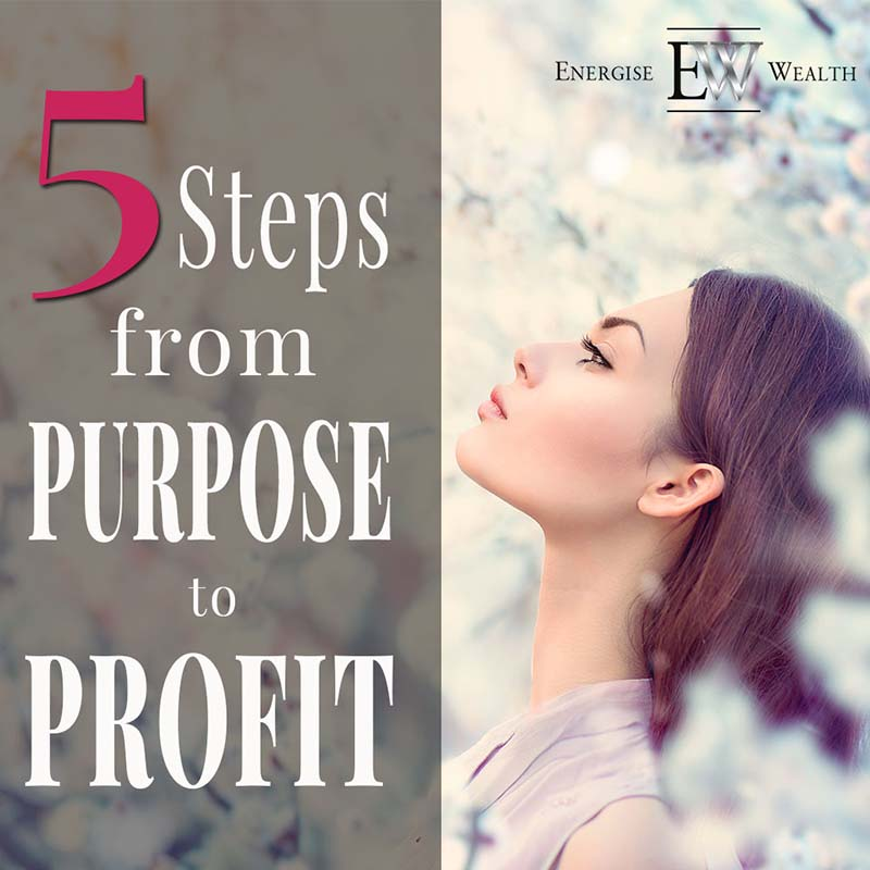 purpose to profits