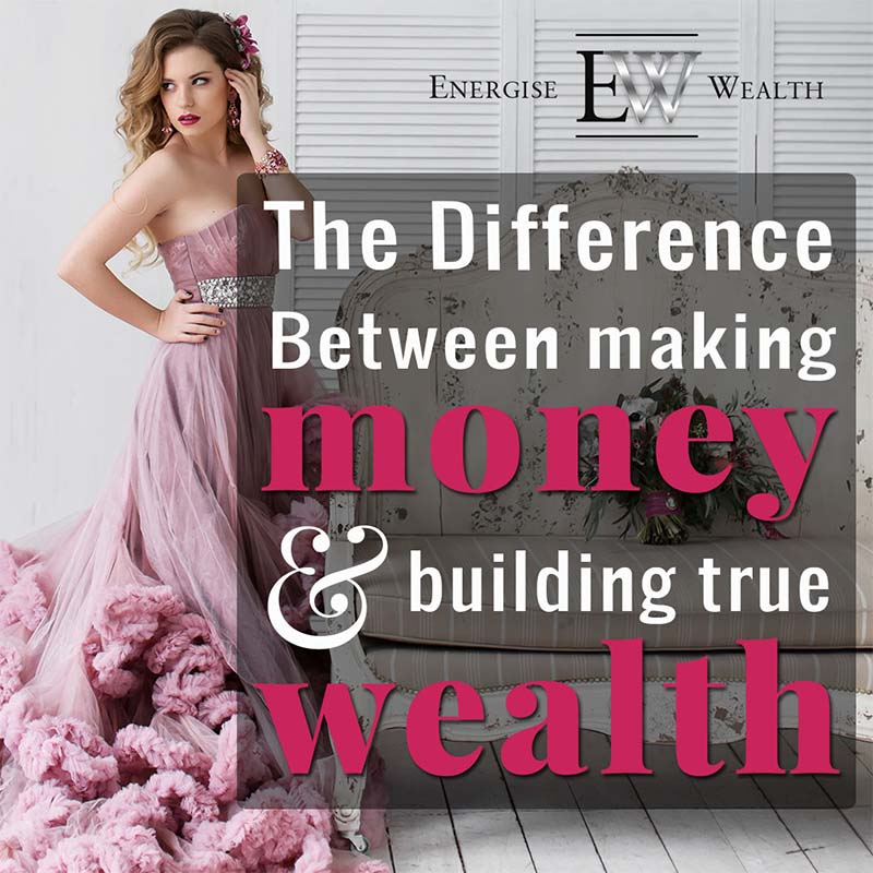 building true wealth